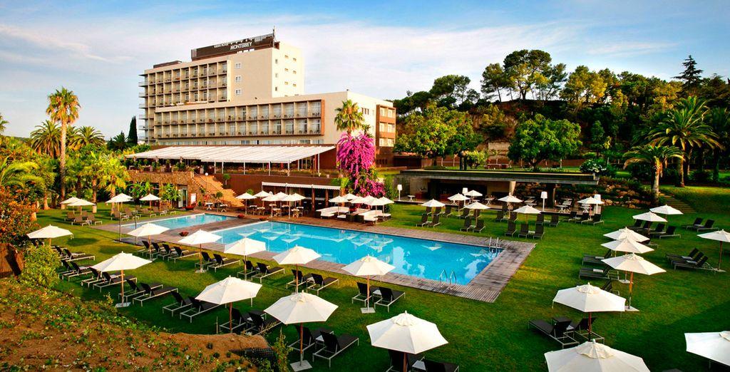 Das Gran Hotel Monterrey & Spa 5* heißt Sie herzlich willkommen