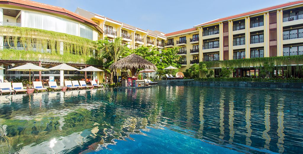 Während Ihrer Tour haben Sie die Wahl zwischen komfortablen 4* Hotels...