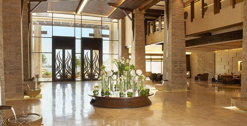 ... Sofitel The Palm Dubai 5* herzlich Willkommen!