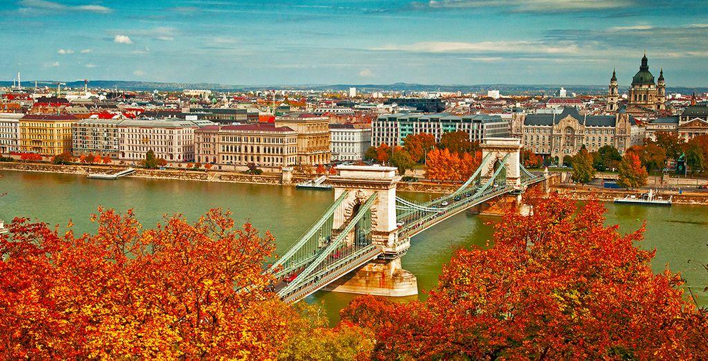 Entdecken Sie die ungarische Hauptstadt