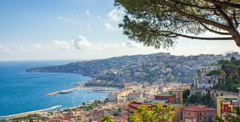 Lernen Sie die pulsierende Stadt Neapel kennen!