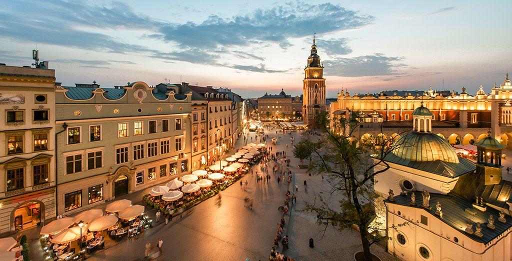 Erleben Sie die Kulturhauptstadt Polens