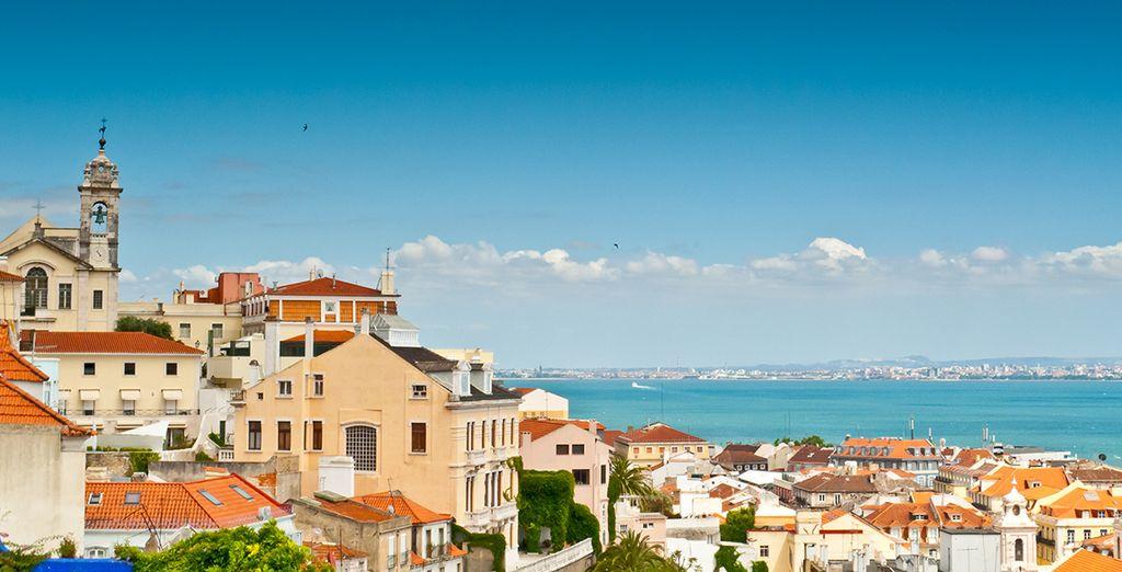 Wir wünschen Ihnen einen schönen Aufenthalt in Lissabon!