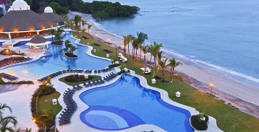 Das Westin Playa Bonita 5* begrüßt Sie