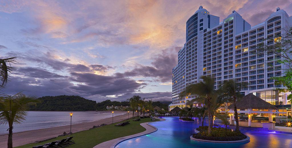 Das Hotel bietet einen besonders schönen Ausblick
