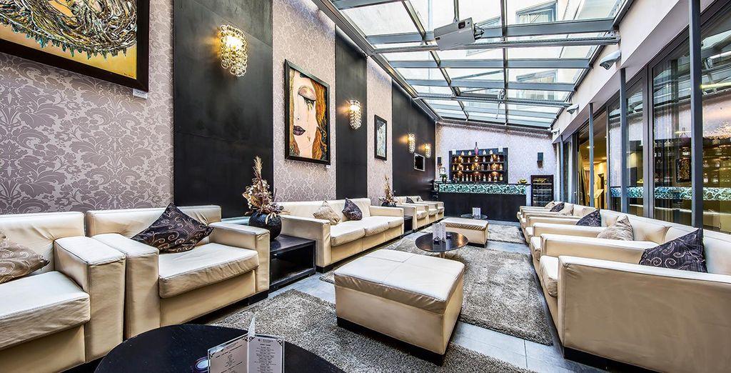 Zeitgenössisches Design und moderner Komfort