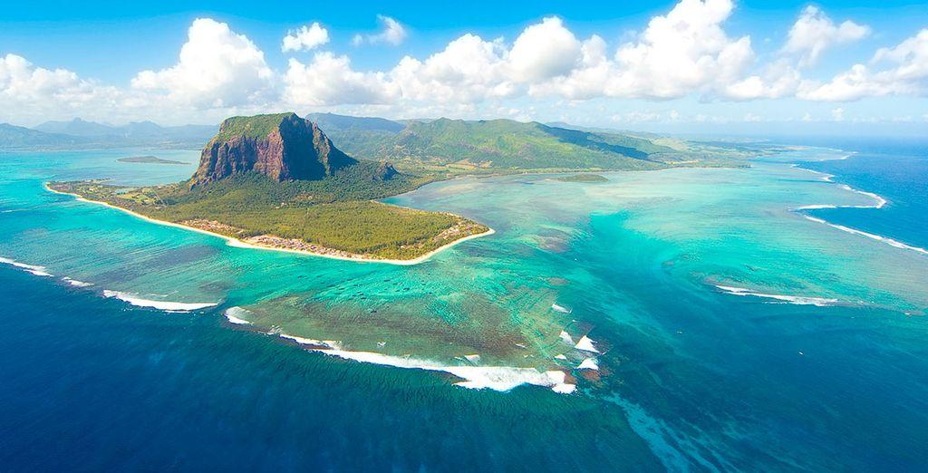 Anschließend geht es für erholsame Tage auf die Insel Mauritius