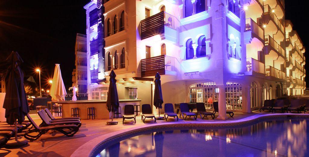 Das Element Hotel ist die ideale Basis für Ihren Aufenthalt