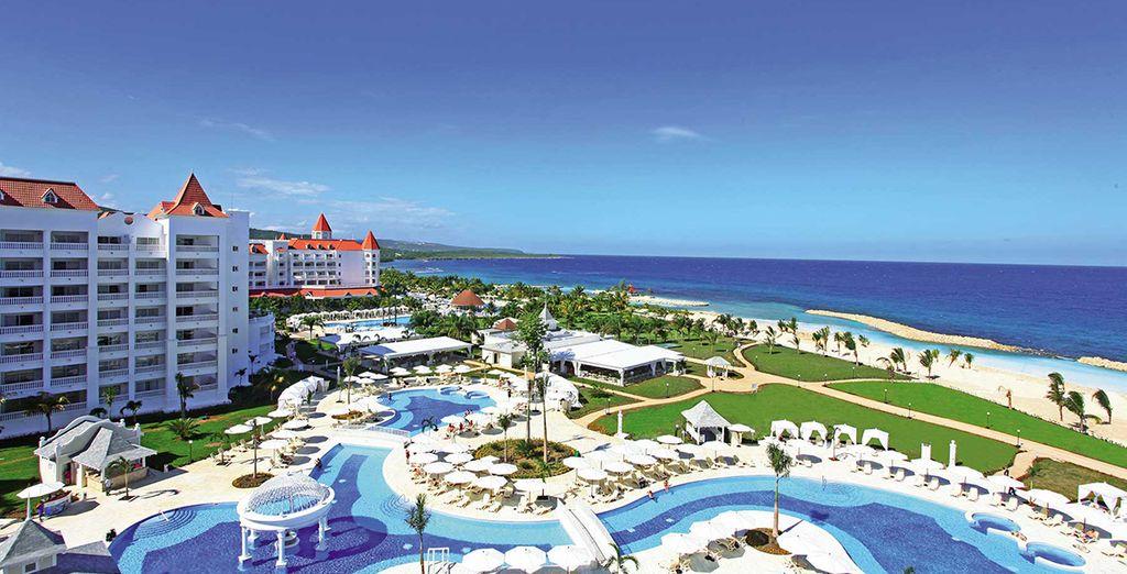Das Luxury Bahia Principe Runaway Bay 5* öffnet seine Pforten für Sie