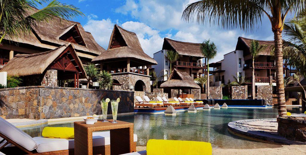 ... 5* Hotel Angsana Balaclava