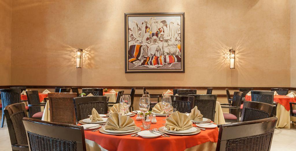 Moderne Gastronomie-Erfahrung