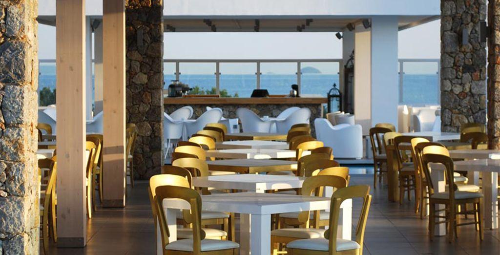 Das charmante Hotel-Restaurant wird Sie begeistern