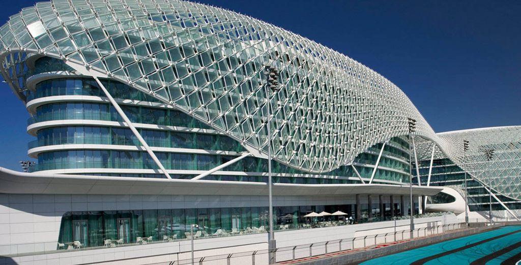 Willkommen in Abu Dhabi!