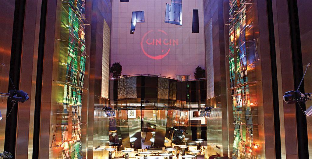Ein außergewöhnliches Hotel in einer außergewöhnlichen Stadt