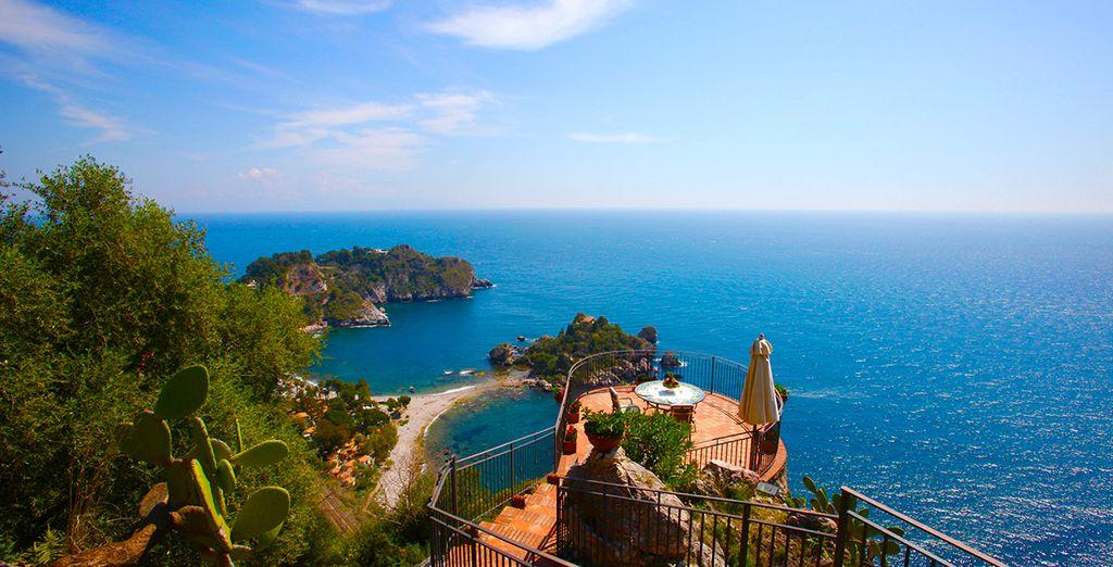 Fliegen Sie mit Voyage Privé auf Sizilien!
