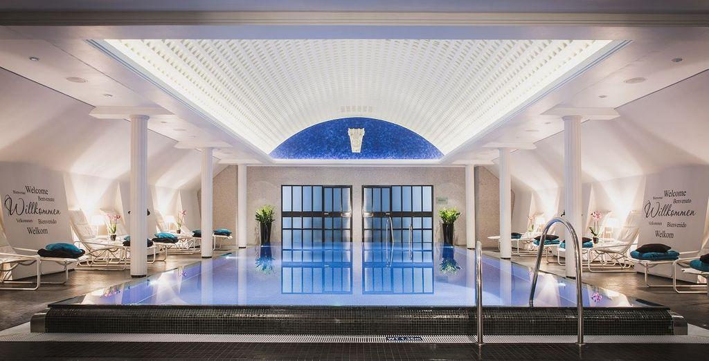 Buchen Sie das Hotel Taschenbergpalais Kempinski Dresden mit Voyage Privé