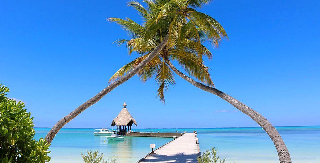 Buchen Sie Ihren Urlaub auf den Malediven mit Voyage Privé