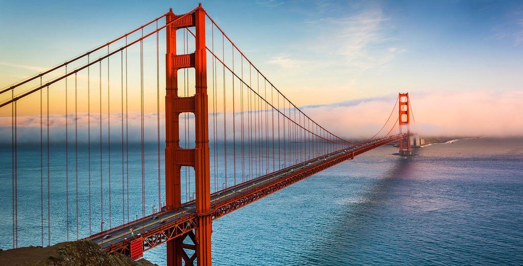 Buchen Sie das beste Hotel in Kalifornien für Ihren Urlaub in den Vereinigten Staaten