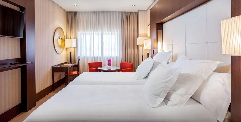 Hotel Barcelo Granada Congress 5*