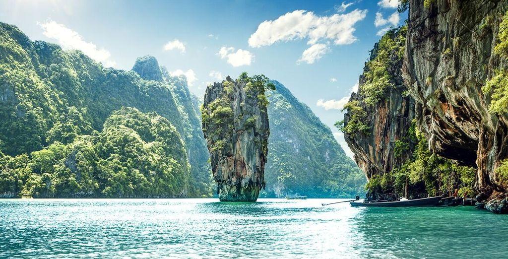 Entdecken Sie die thailändische Kultur während einer Reise mit Voyage Privé