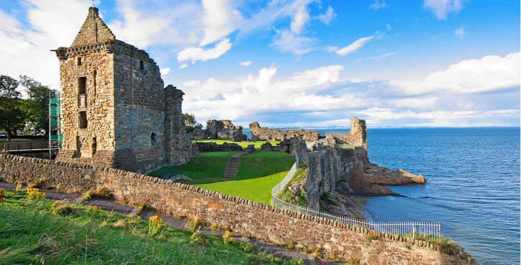 Die Strände von Schottland