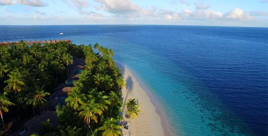 Eine Paradieskreuzfahrt auf den Malediven