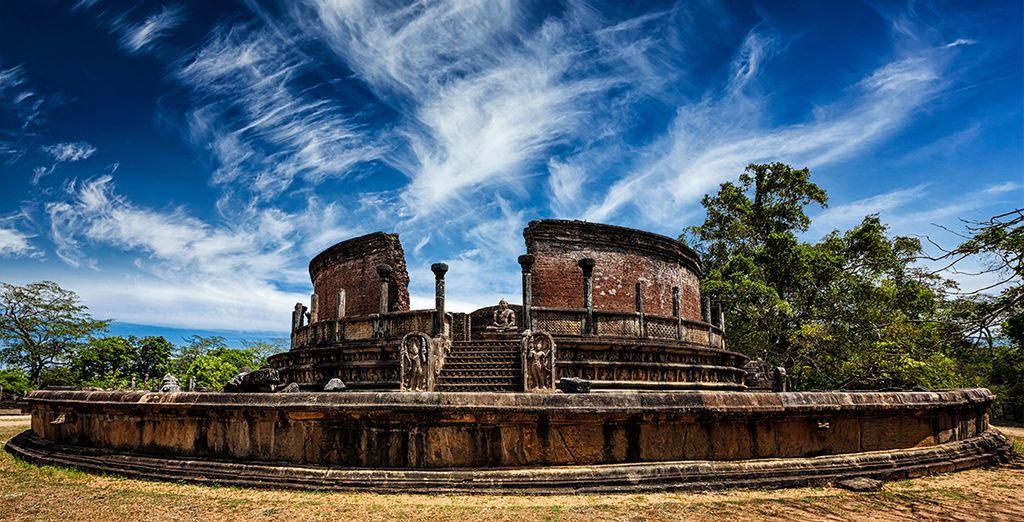 Tempel Polonaruwa