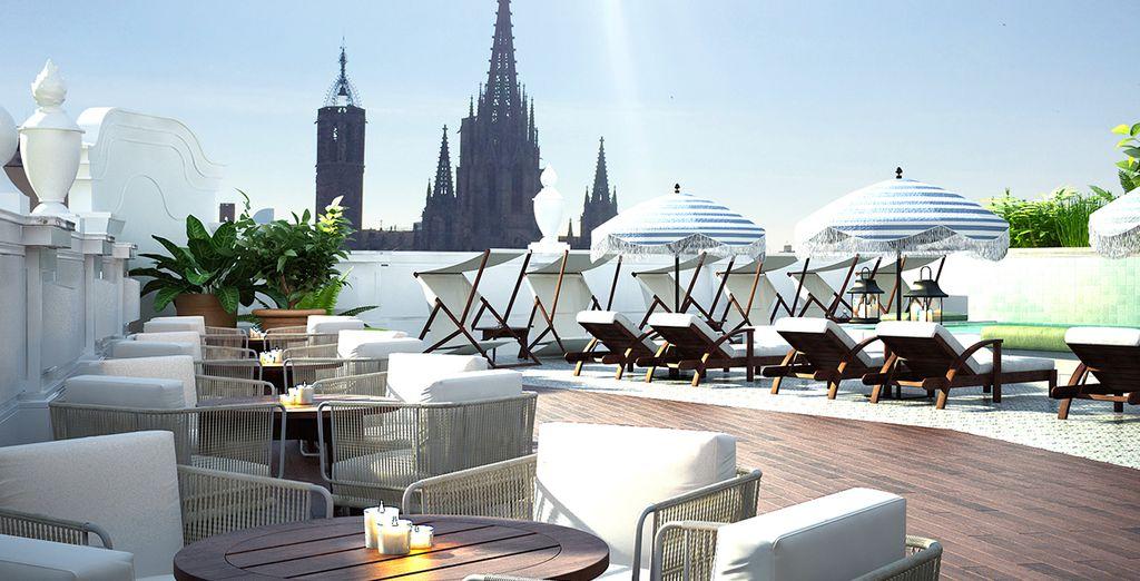 Entdecken Sie in unserem Reiseführer, wo Sie in Barcelona übernachten können