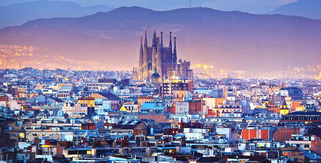Willkommen in Barcelona, Spanien
