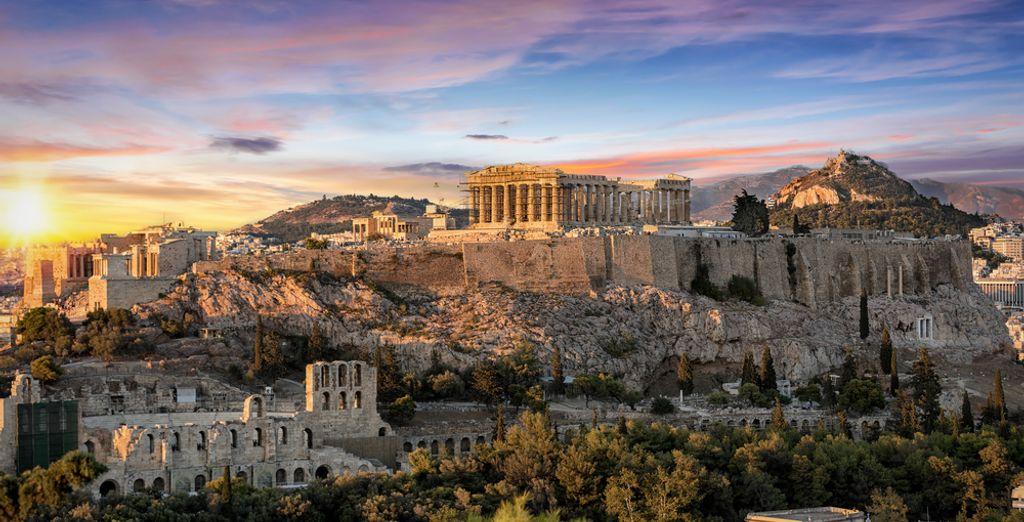 Entdecken Sie unsere besten Buchungen für Athen