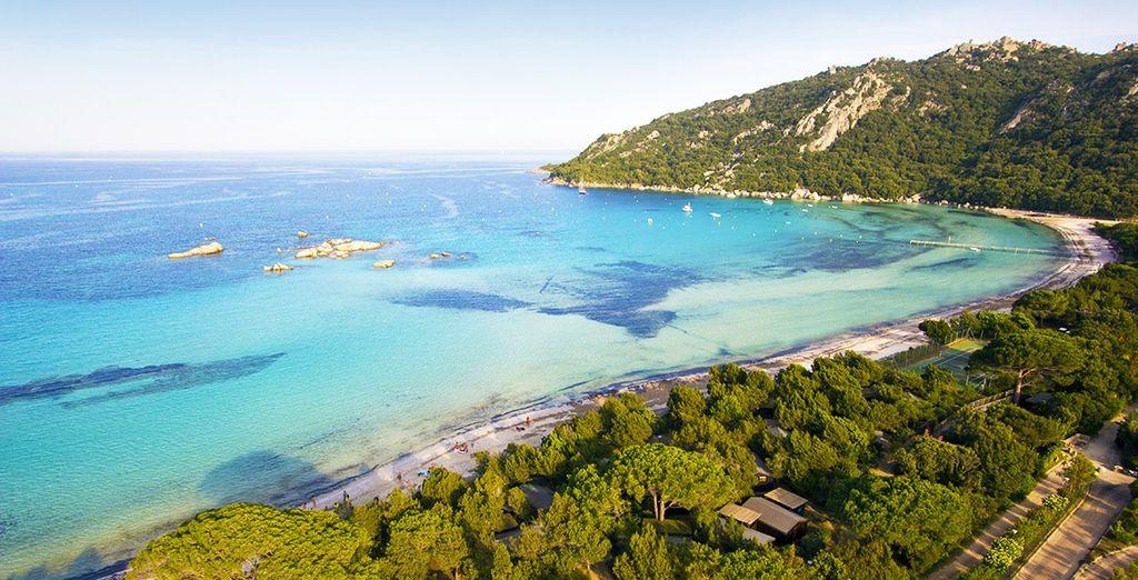 Entdecken Sie die herrlichen Strände Korsikas