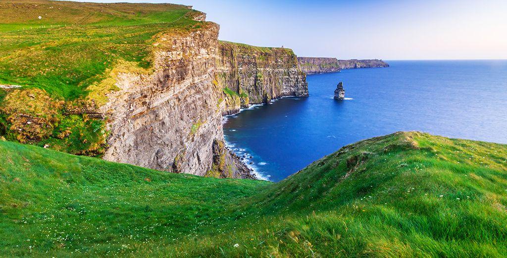 Entdecken Sie Irland während Ihres Urlaubs