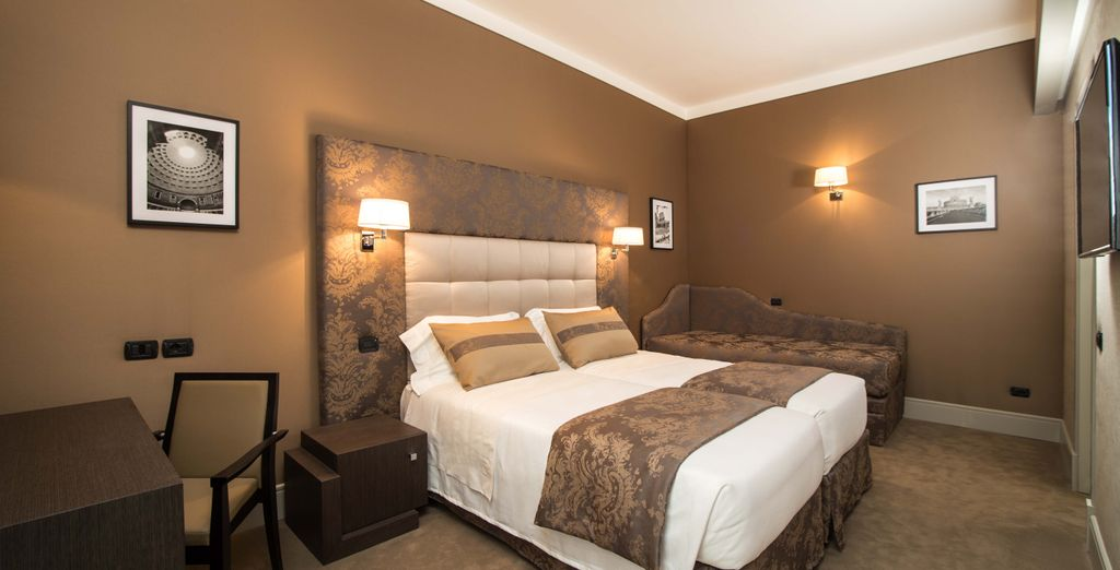 Hotel Monti Palace