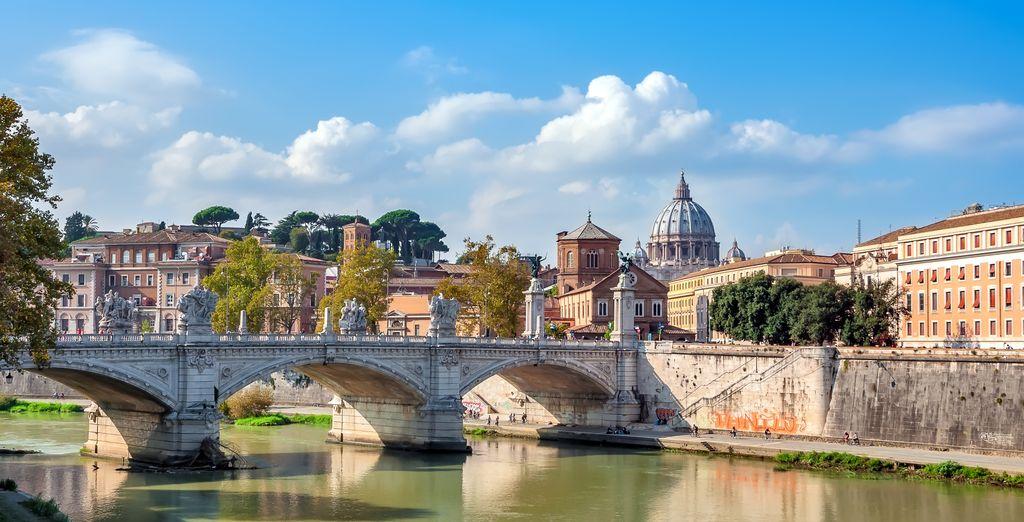 Die wichtigsten Aktivitäten während eines Urlaubs in Rom