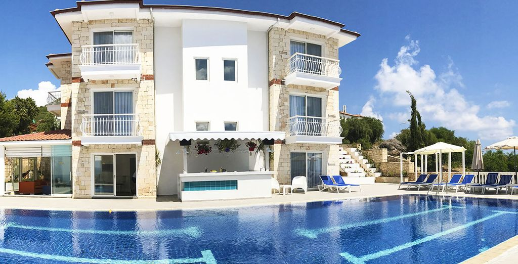Buchen Sie Ihren Shop Hotel La Kumsal in der Türkei