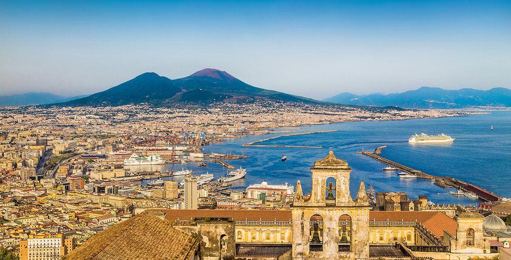 Neapel Urlaub