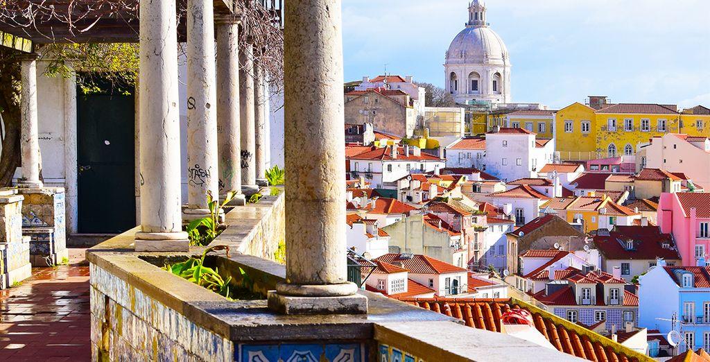 Die wichtigsten Sehenswürdigkeiten in der Kathedrale - Reiseführer in Lissabon