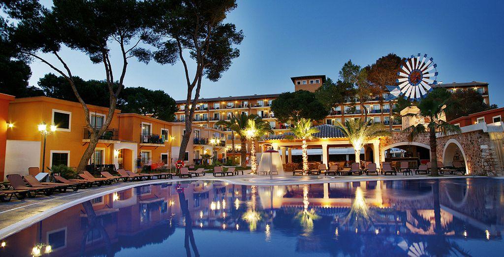 Buchen Sie das Western Playa de Palma Hotel mit Voyage Privé
