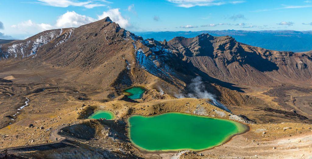 Entdecken Sie die wunderschönen Landschaften Neuseelands auf einer Reise