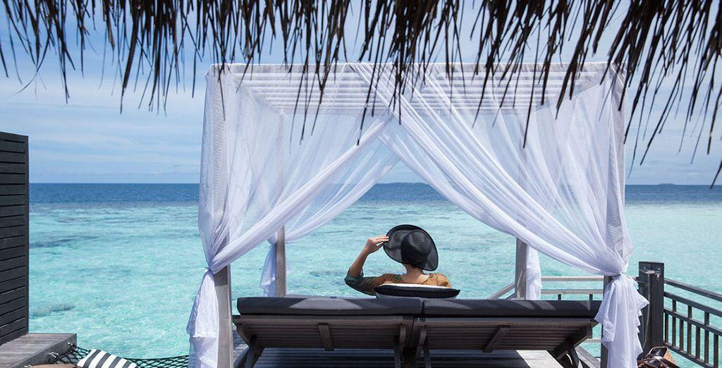 Buchen Sie Ihr hotel Outrigger Konotta Maldives Resort 5* auf den Malediven.