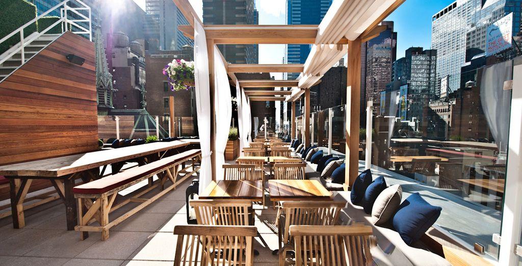 Entdecken Sie das Hotel Sanctuary durch unseren Reiseführer nach New York