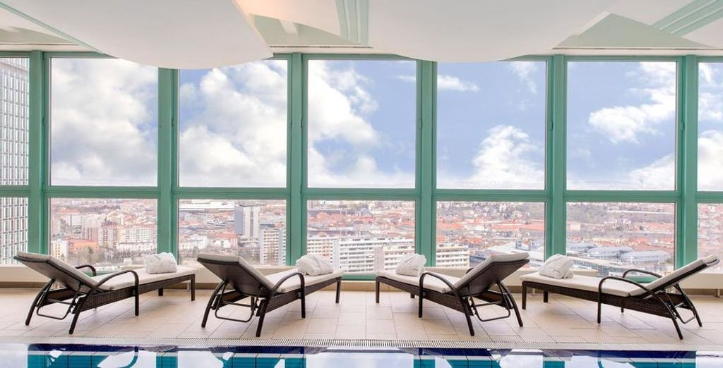Panorama Hotel Prag 4*