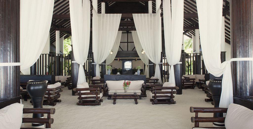 Buchen Sie Ihr hotel Kihaa Maldives 5* auf den Malediven