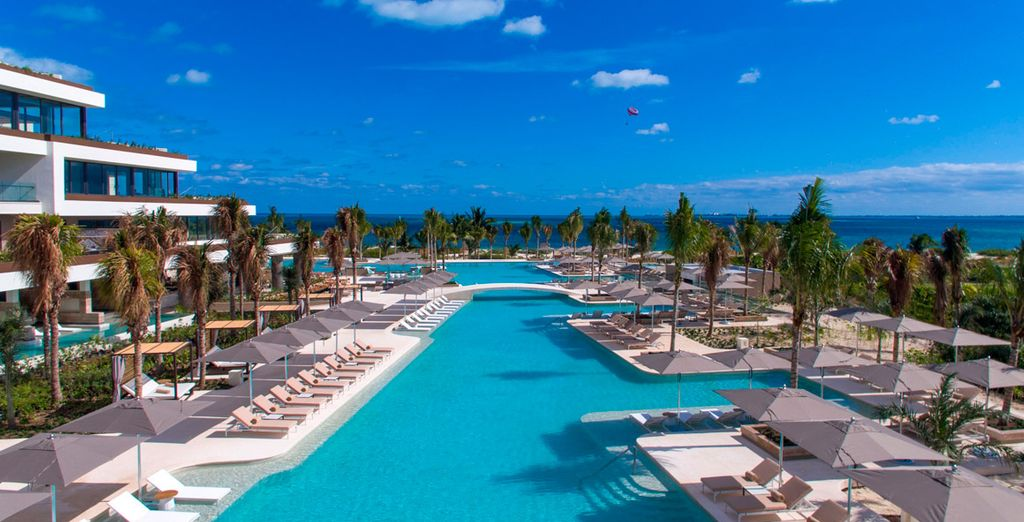 Atelier Playa Mujeres - Adults only 5* mit Voyage Privé