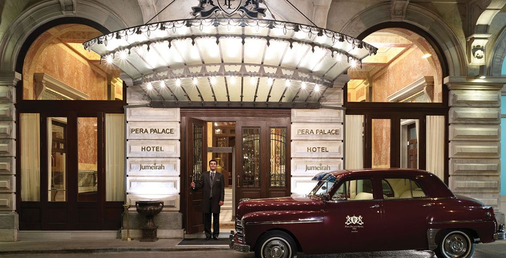 Pera Palace 5* Hotel - Adults only
