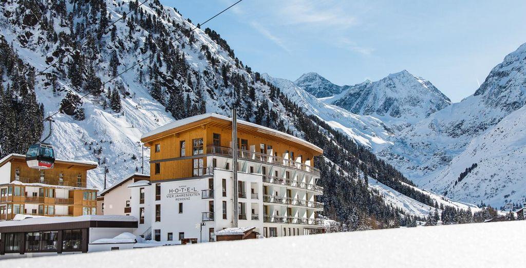 Hotel Vier Jahreszeiten 4*S