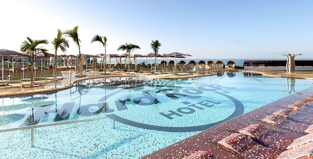 Hard Rock Hotel Teneriffa 5*