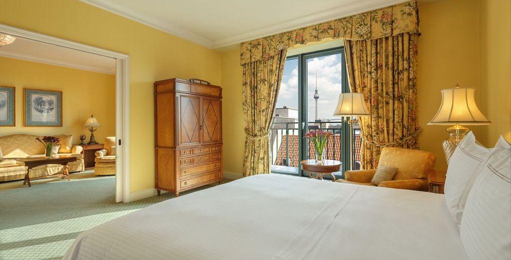 Hotel Regent Berlin 5* - Deutschland