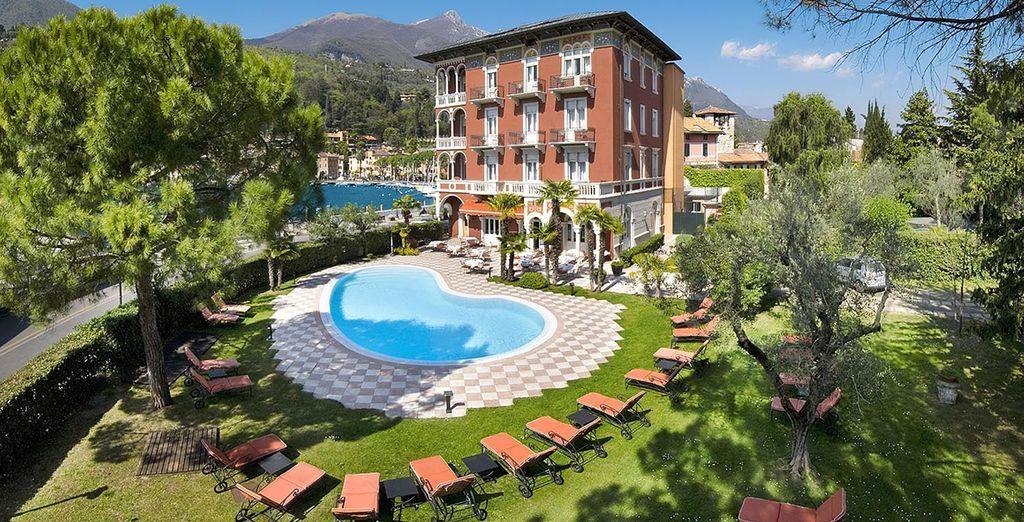 Hotel Milano 4*