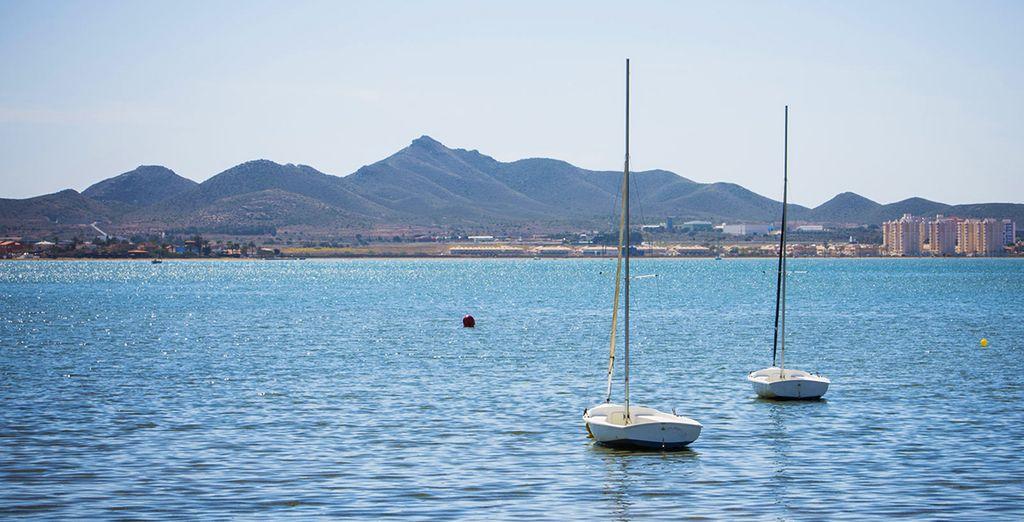 Reisen Sie an die Costa Càlida